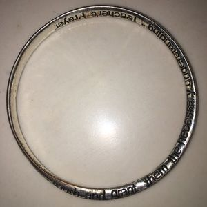 Jewelry - Teacher's prayer Bangle twist